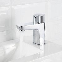 Robinet de lave-mains eau froide GoodHome Teesta S