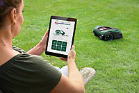 Robot tondeuse Bosch Indego S+500 500m² 19 cm