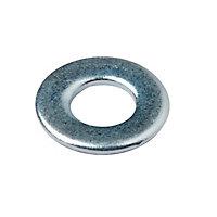 Rondelles cuvettes en acier au carbone ø4mm - 25pièces