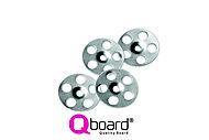 Rondelles de fixation galva Q-Board