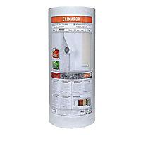 Rouleau isolant polystyrène graphite + papier CLIMAPOR - 10 x 0,5 m, ép.4 mm