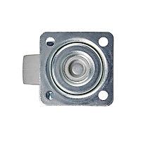 Roulette pivotante à platine pivotante ø40 mm, charge max 25 kg