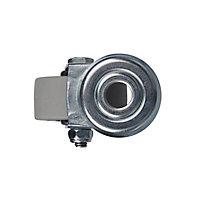 Roulette pivotante à tige filetée ø40 mm, charge max 25 kg