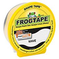 Ruban adhésif Frogtape wave 22.8 m x 46 mm