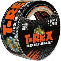 Ruban adhésif T-Rex gris, 48 mm x 10.9 m