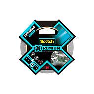 Ruban adhésif toile de réparation Scotch Extremium 20 x 48 mm transparent