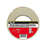 Ruban de masquage lignes droites Diall 48mm x L.100m - 1 rouleau