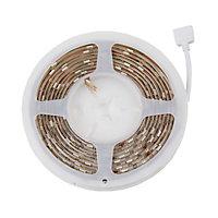 Ruban lumineux LED Colours Driggs 3m IP20 RVB et blanc neutre + télécommande