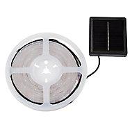 Ruban lumineux solaire Blooma Holli LED RVB 3m IP44