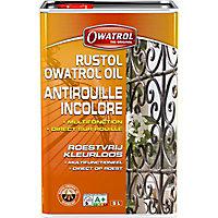 Rustol Owatrol 5 Litres incolore