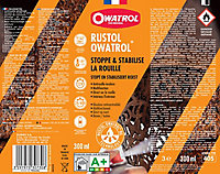 Rustol Owatrol aérosol 300ml