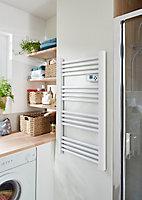 Sèche-serviettes électrique Kandor 500W