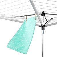 Séchoir extérieur parapluie Brabantia Topspi 60 m