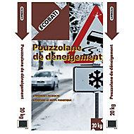 Sable de déneigement Pouzzolane 20kg
