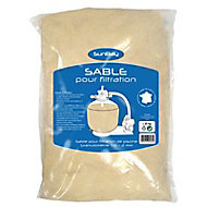 Sable de filtration piscine Sunbay 25kg