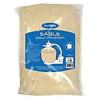 Sable de filtration piscine Sunbay 25kg