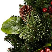 Sapin de table naturel Amden 61 cm