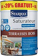 Saturateur Aqua Starwax 5L + 20 %