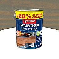 Saturateur Aquaréthane gris Syntilor 5L + 20% gratuit