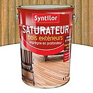 Saturateur bois extérieurs coloris bois exotique Syntilor 5L
