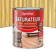 Saturateur bois extérieurs incolore Syntilor 1L