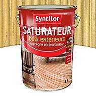 Saturateur bois extérieurs incolore Syntilor 5L