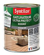 Saturateur bois Nature Protect extérieur Syntilor 0,75L Mat Naturel