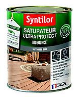 Saturateur bois Nature Protect extérieur Syntilor 0,75L Mat Teck