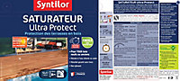 Saturateur Syntilor Ultra Protect bois clairs 5L