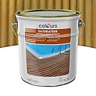Saturateur terrasse Incolore Colours 2,5L