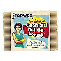 Savon au fiel de bœuf Starwax The fabulous 100g