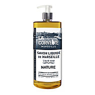 Savon de Marseille liquide La Corvette Savonnerie du midi nature 1L