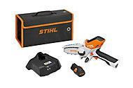 Scie de jardin sans fil sur batterie 10,8 V Stihl GTA 26 (sécateur,ébrancheur,scie à bois) (avec batterie et chargeur)