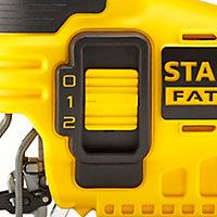 Scie sauteuse sans fil Stanley Fatmax FMC650B 18V (sans batterie)