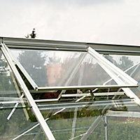 Serre en verre Venus 5000 5m² + base