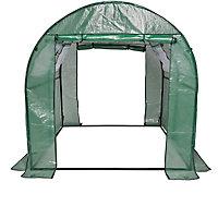 Serre tunnel 6m²