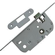 Serrure bec de cane réversible axe 40 mm