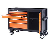 Servante d'atelier 5 tiroirs + 1 porte Magnusson