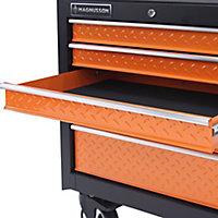 Servante d'atelier verrouillable 5 tiroirs Magnusson