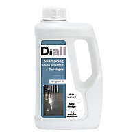 Shampoing haute brillance carrelages Diall 1L