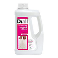 Shampoing spécial moquettes et tapis Diall 1L