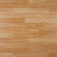 Sol stratifié à clipser chêne naturel 6mm - L.129 x l.19.4 cm