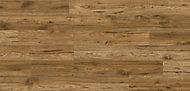 Sol stratifié à clipser Hickory chêne brun AC5 10mm - L.138 x l.15,9 cm