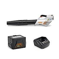 Souffleur sur batterie Stihl BGA56 + chargeur AL101 et 1 batterie AK20 36 V