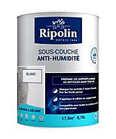 Sous-couche anti-humidité intérieur mat Ripolin 0,75L