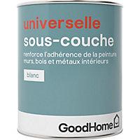 Sous-couche universelle GoodHome blanc 0,75L