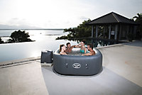 Spa gonflable Bestway Lay-Z-Spa Hawaii hydrojet pro 4/6 places