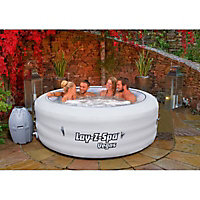 Spa gonflable Bestway Lay-Z-Spa Vegas 4/6 places