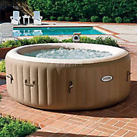 Spa gonflable Intex Purespa Bulles 4 places
