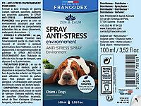 Spray antistress Zen Calm pour chien 100ml